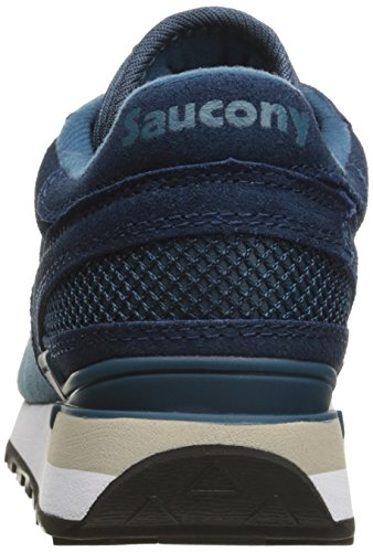 Saucony Uomo Blue Blu formatori Teal originali Ombra rrO1nxTdv