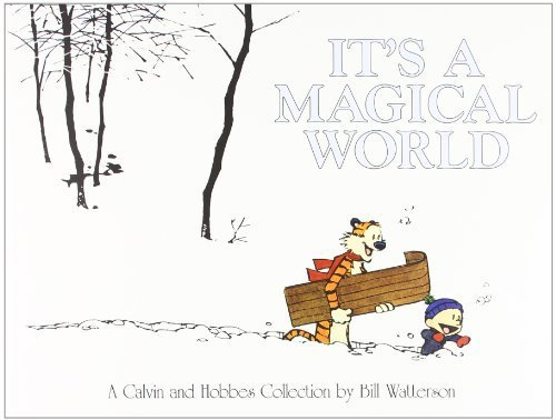 It's a Magical World: a Calvin & Hobbes Collection (Calvin and Hobbes) by Bill Watterson(1996-09-30)
