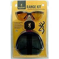 Browning Ranger Schutzausrüstung Helm, Ohrstöpsel Und Ballistische Schutzbrillen, schwarz, One Size preisvergleich bei billige-tabletten.eu