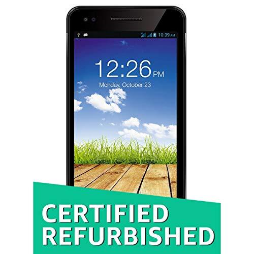 (Certified Refurbished) Micromax A316 (Black, 16GB)