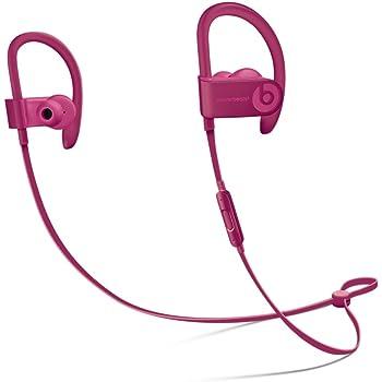 Beats by Dr. Dre Powerbeats3 Gancho de Oreja, Dentro de oído Binaural Inalámbrico Rojo