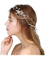 bandes de peigne perle strass cheveux de mariée accessoires de mariée de cheveux de mariage bandeau clips cheveux perles strass mariage Perles strass mariage Accessoires de cheveux de mariée mariage bandeau cheveux bande