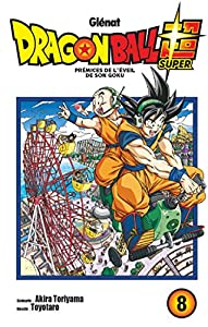 Dragon Ball Super Edition simple Tome 8