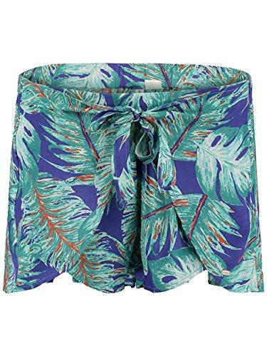 O'NEILL Damen Shorts grün/blau