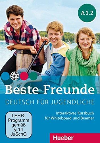 BESTE FREUNDE A1.2 Interakt.KB (DVD-ROM) (BFREUNDE)