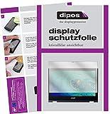 dipos I 2X Schutzfolie klar passend für Acer Spin 1 SP111-32N-P1PR Folie Bildschirmschutzfolie