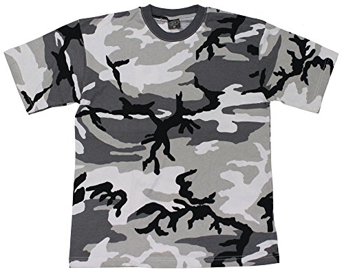 US Army T-Shirt metro XS-XXL - Biker-dress-shirt