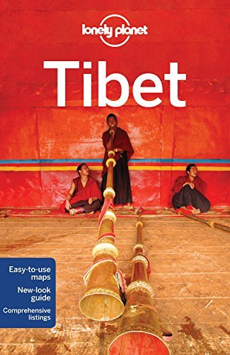 Lonely Planet Tibet (Travel Guide) 9th edition by Lonely Planet, Mayhew, Bradley, Kelly, Robert (2015) Paperback