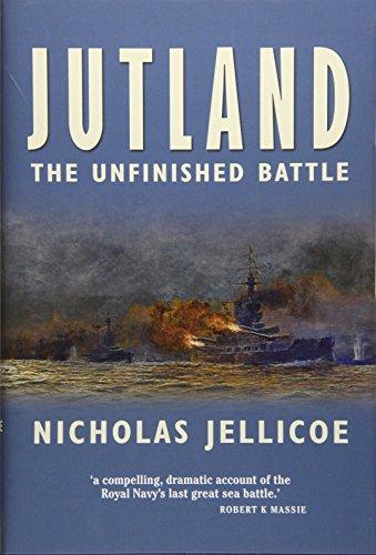 Jutland- The Unfinished Battle Cover Image