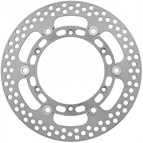 MGEAR Bremsscheibe 21-001-A-NP, Einbauposition:Vorderachse links, Marke:für YAMAHA, Baujahr:2012, CCM:250, Fahrzeugtyp:Dirtbike, Modell:WR 250 F