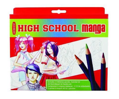 Jeu De Manga Pour Le Lycée Derwent