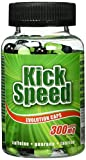 Kick Speed Evolution Caps, Guarana, Taurin, Koffein, 80 St. Dose, 1er Pack (1 x 93,2g)