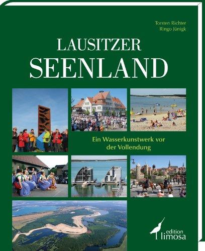 Lausitzer Seenland: Ein Wasserkunstwerk vor der Vollendung