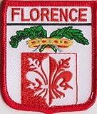 Florence Italia Distintivo Patch Ricamato Bandiera