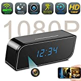 Best Baby Monitor Wifi Video Monitor & Internet Viewing Systems - FaithYoo Wifi Hidden Alarm Clock,1080P HD Covert Nanny Review