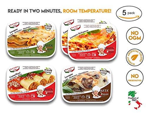 Ready Meals, Microwave, 2xLasagn...