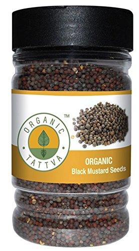 Organic Tattva Black Mustard, 140g