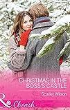 Christmas In The Boss's Castle (Mills & Boon Cherish) (Maids Under the Mistletoe, Book 3)