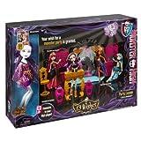 Mattel Y7720 Monster High 13 Wünsche Spectra Ankleidepuppe Vondergeist Partyraum inkl. 1 Puppe NEU