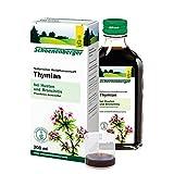 Thymian. Naturreiner Heilpflanzensaft (200 ml)