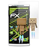 atFolix Displayschutz für Cubot X6 Spiegelfolie - FX-Mirror Folie mit Spiegeleffekt