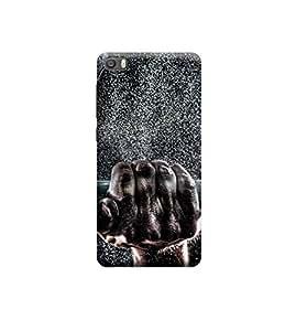 Ebby Premium 3d Desinger Printed Back Case Cover For Xiaomi Mi5 (Premium Desinger Case)