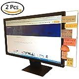 Goblin 's Treasures excelity Präzise Monitor Nachricht Board/Computer Monitore Seite Panel/Notes Memo Board Nachricht für Monitore/Haftnotizen Boards für Computer Bildschirm, 1Set