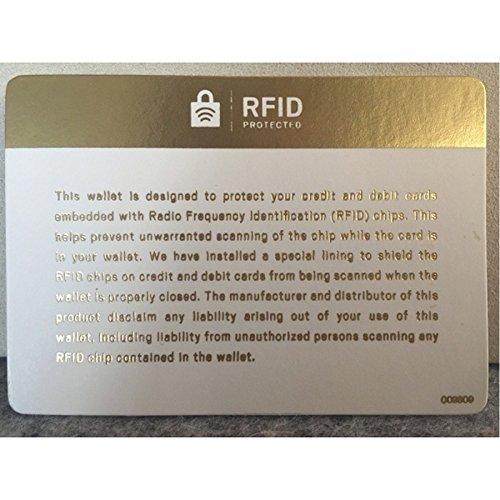 Fossil Geldbörse Nash RFID Large Pocket Bifold Braun Gitarre Motiv Herren Portemonnaie Leder Geldbeutel Brieftasche - 5