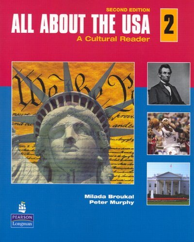 [All About the USA: No. 2: A Cultural Reader] [Author: