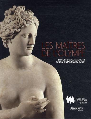 Les maîtres de l'Olympe : Trésors ...