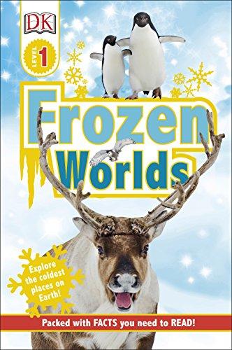 Frozen Worlds (DK Readers Level 1) (English Edition)