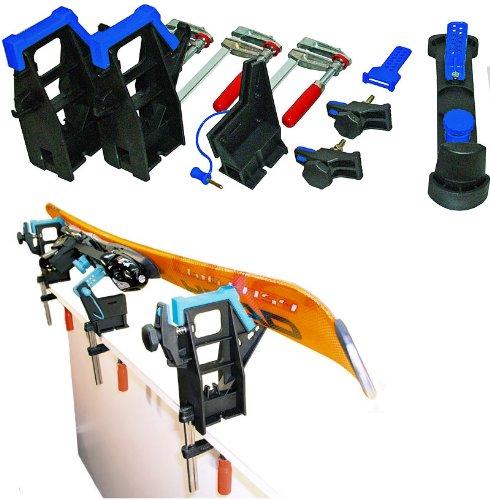 Holmenkol All-in-One, das optimale System für Service, Reparatur und Tuning-Befestigung