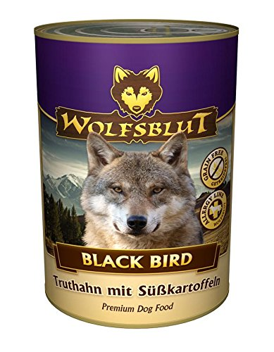 WOLFSBLUT Black Bird (Truthahn) 12x395g