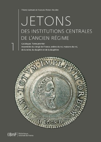 Jetons des institutions centrales de l'ancien rgime