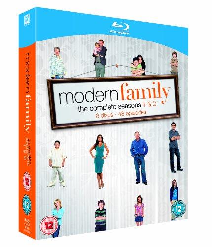 Modern Family - Season 1+2 [Blu-ray]