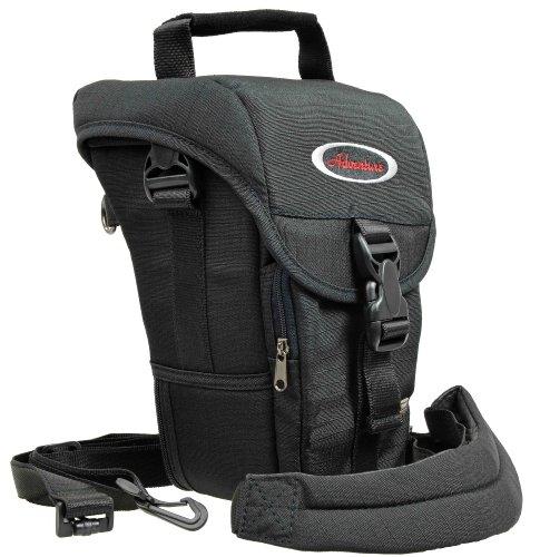 Fototasche Typ Super-Colt für SLR mit langen Brennweiten oder 2. Objektiv