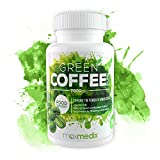 MaxMedix Green Coffee - Integratore Naturale A Base di Caffè Verde, 7000mg, 90 Capsule