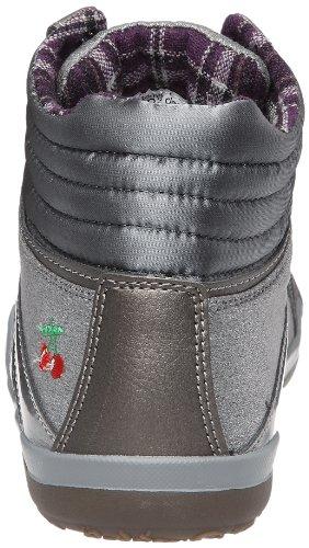 Le Temps des Cerises Driver, Damen Sneaker Grau