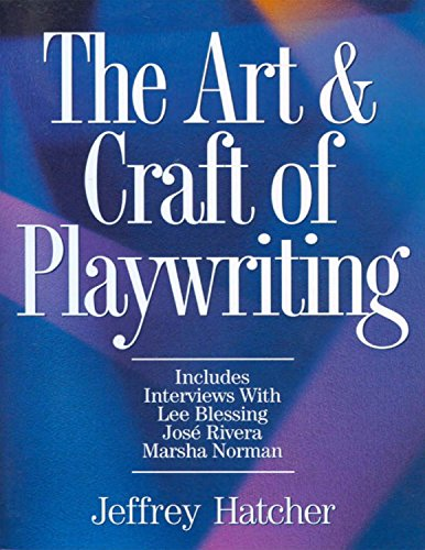 the-art-and-craft-of-playwriting