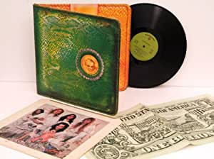 ALICE COOPER billion dollar babies. first UK pressing 1973 on the solid green Warner Bros label.