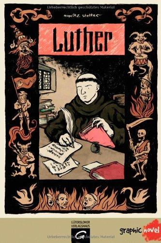 Buchseite und Rezensionen zu 'Luther' von Moritz Stetter