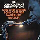 The John Coltrane Quartet Plays...