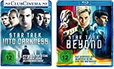 Star Trek - Kinofilme 12+13 im Set - Deutsche Originalware [2 Blu-rays]