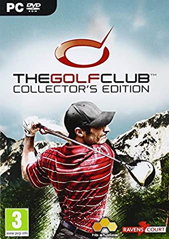 The Golf Club Collectors Edition (PC CD)