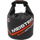 Meister Elite Tragbare Kugelhantel gefüllt mit Sand - Weicher Sandsack - Gewicht - 15lb / 6.8kg