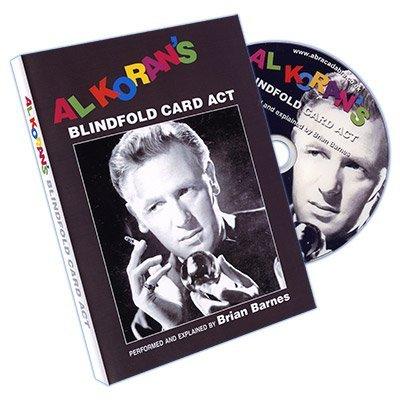 murphys Al Koran's Miracle Blindfold Act - DVD