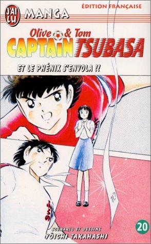 Captain Tsubasa, Tome 20 : Et le phénix s'envola ! por Yoichi Takahashi