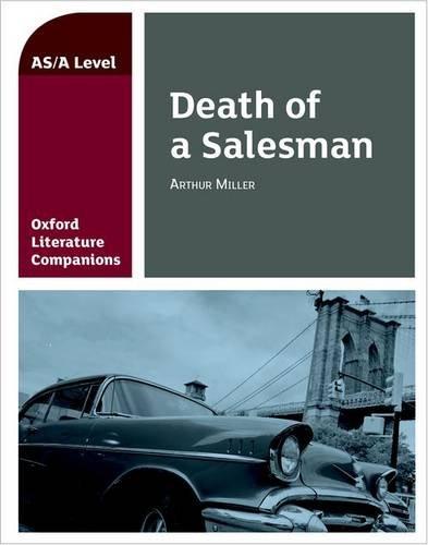 Oxford Literature Companions: Death of a Salesman por Su Fielder