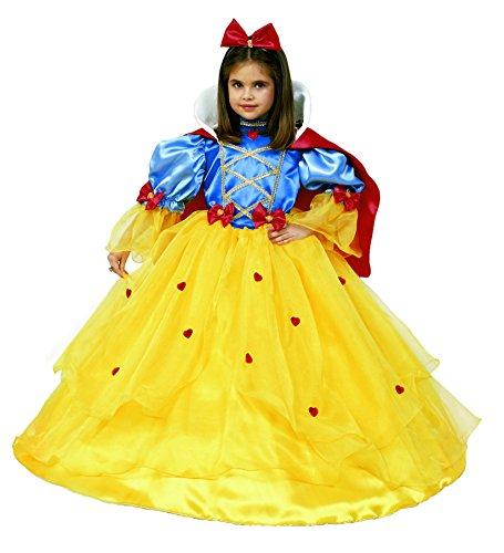 FIORI PAOLO 26208-Disfraz de Blancanieves Large (9-11 anni)