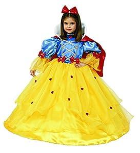 FIORI PAOLO 26208-Disfraz de Blancanieves XX-Small (3-4 anni)